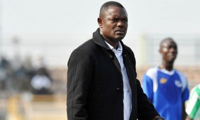 AUDIO: We will Do Everything Possible To Defeat Enyimba – Eguma