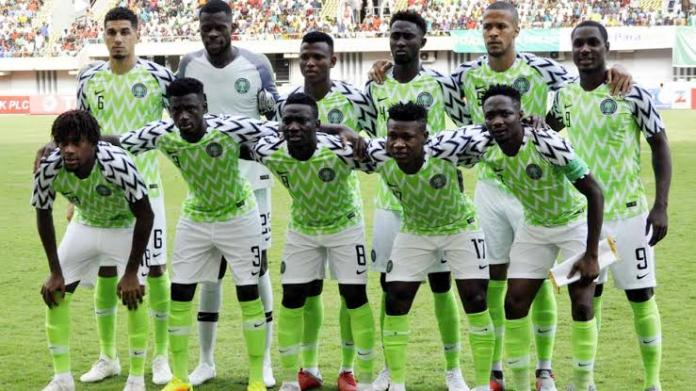 Nigeria Moves Up Four Places In Latest FIFA Rankings