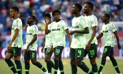Super Eagles to play south american teams