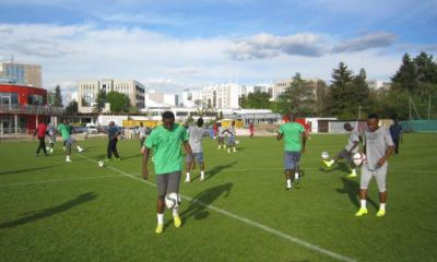 Flying-Eagles-of-Nigeria-Training-in-Germany-BusyBuddiesNg