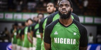 Nigeria D'Tigers Basketball