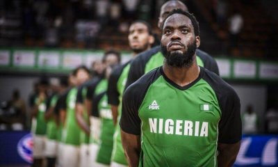 Nigeria D'Tigers Basketball