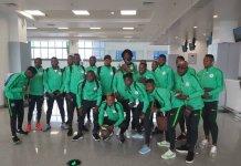 Super Eagles B team to 2019 WAFU Nations Cup busybuddiesng