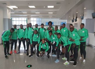 Super Eagles B team to 2019 WAFU Nations Cup busybuddiesng