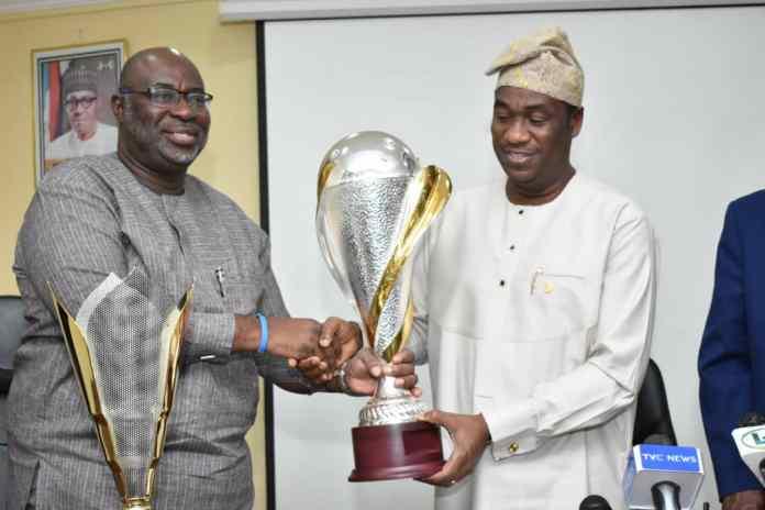 Western Nigeria Football Forum (WNFF) Heads Of Service Football Festival
