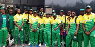 Nigeria Cricket National Team
