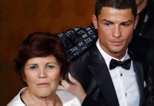 Cristiano-Ronaldo-And-Mum-Hospital-Busybuddiesng