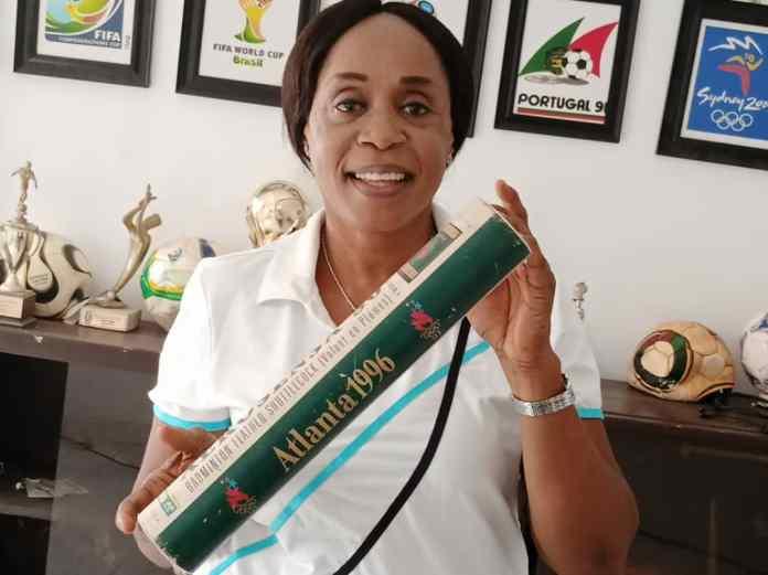 Obiageli-Solaja-African-In-Women-Badminton-Award-busybuddiesng