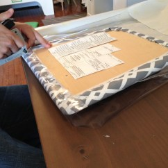 Material To Cover Dining Room Chairs Hammock Chair Stand Near Me 4 Diy Makeover In 15 Minutes Upholstery Busy