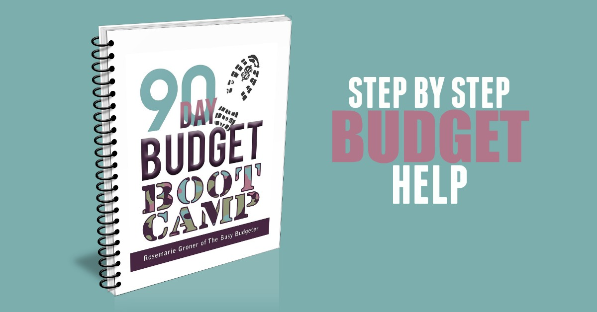 The ONLY Budgeting Program You Should Use if You Live Paycheck to ...