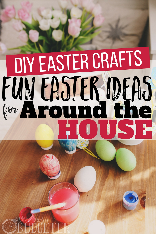 diy easter crafts fun
