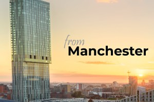 Mini Bus tour from Manchester