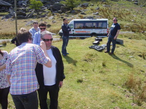 Chris Moyles on BusyBus
