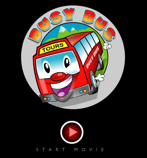 Bus tour Video by BusyBus