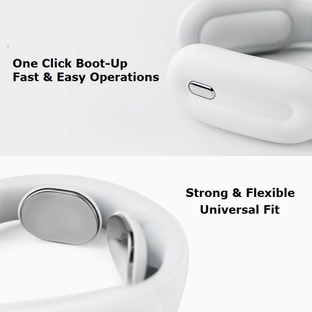 Portable Massager - One Click Boot Up Strong Flexibility