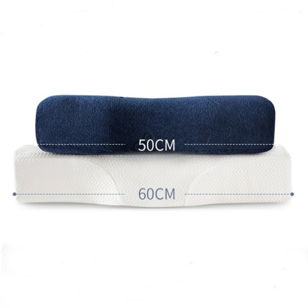 Cervical Pillow Memory Foam For Neck Pain - Comparison Size