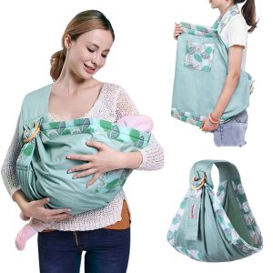 Easy Baby Carrier Sling Wrap Multifunctional