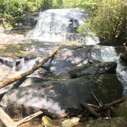 Cove Creek Falls – Left & Right