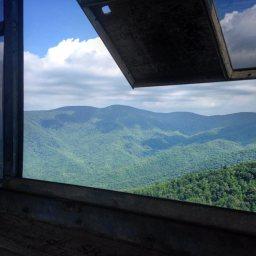 Shuckstack Firetower Hike