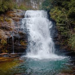 Secret Falls and Fishing Hole