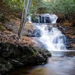 Big Laurel and Mooney Falls