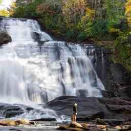 Bridal Veil & Little River Hike