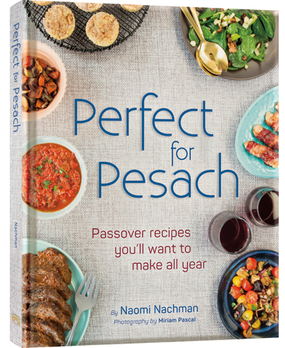 Perfect for Pesach Cookbook Giveaway