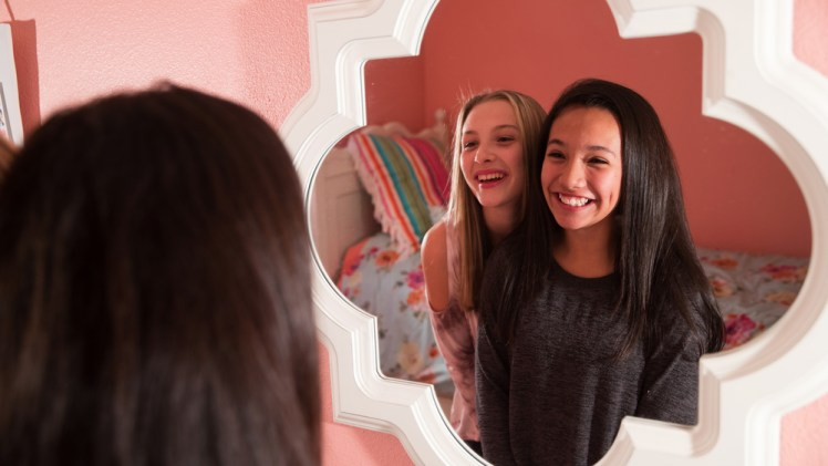 Worried About Your Teen's Self-Esteem? Here's How You Can Help