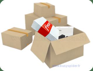 Demenager mon abonnement Freebox procedures etapes souscription