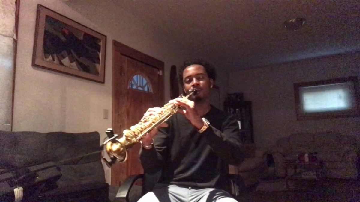 Breaking News: Jazz Prodigy, Bryan Thompson Of Future's #Maskofchallenge  Fame Does First Afrobeat