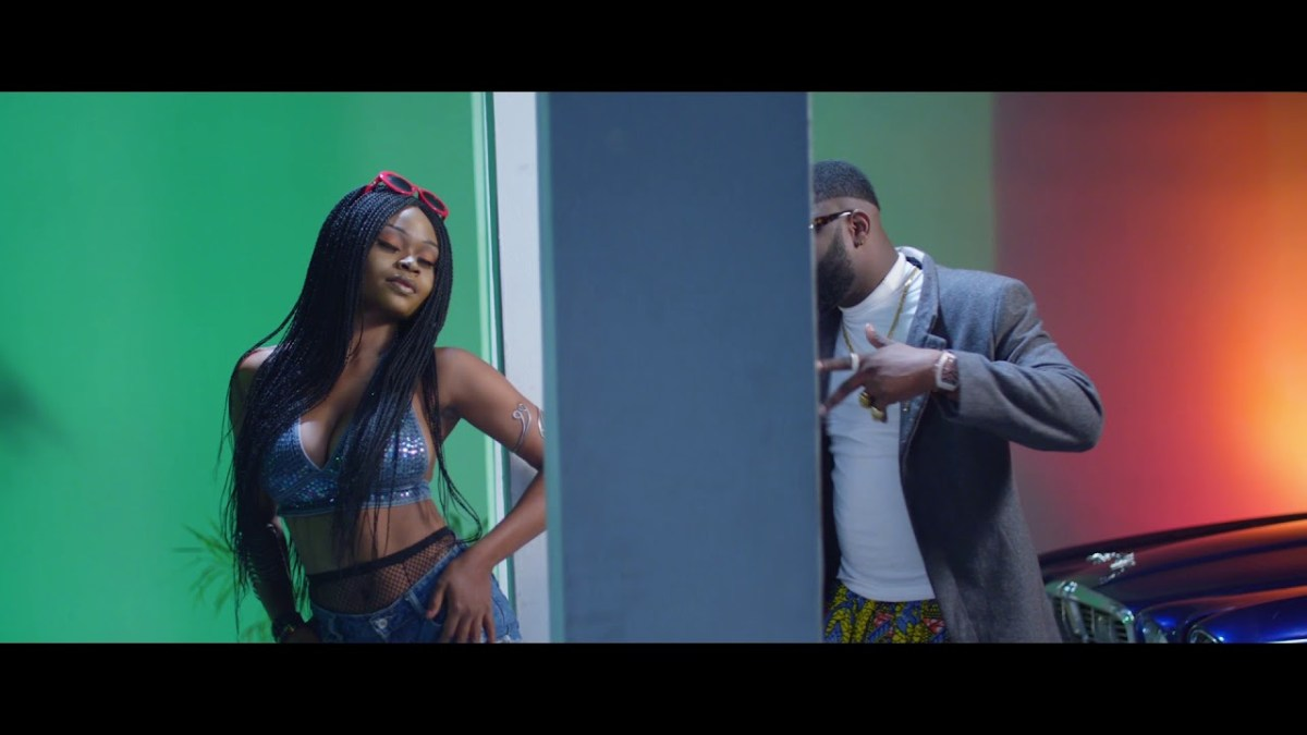 VIDEO: CeeJayCee – Don't Tease Me (Remix) ft. Skales