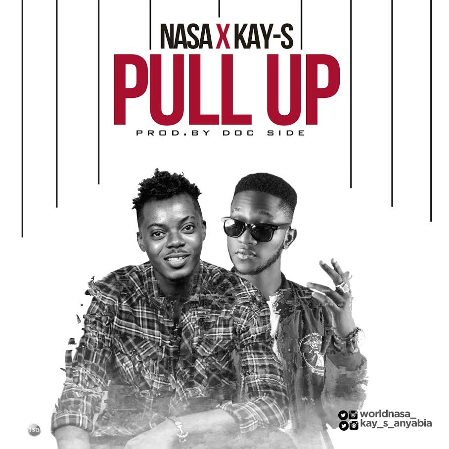 NASA X KAY-S - Pull Up
