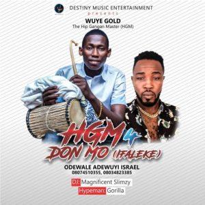 HGM – HGM For Don Mo (Ifaleke)