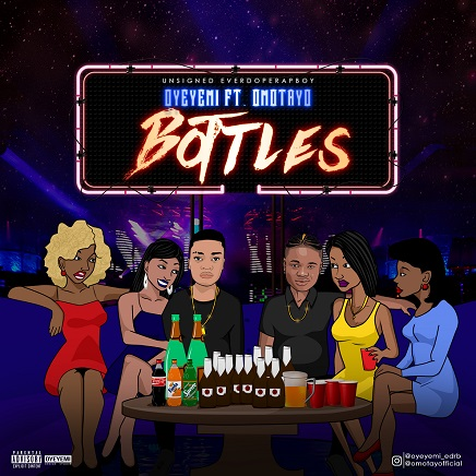Oyeyemi ft. Omotayo - Bottles