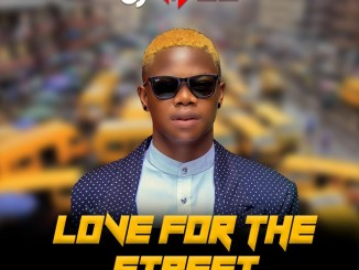 DJ Vibez - Love For The Street (EP)