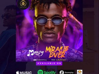 Mmzy - Miracle Lover