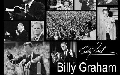 Billy Graham Passes Away At 99