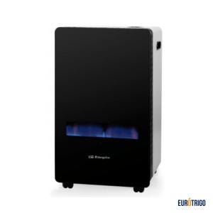 Estufa de llama azul para gas butano o propano para calentar la casa Orbegozo