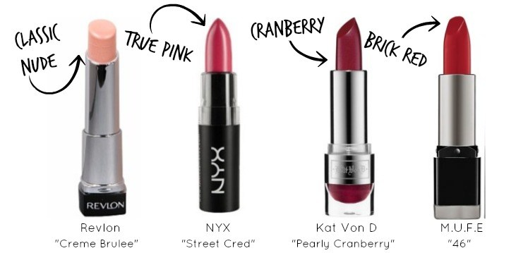 Lipsticks for Medium Skin Tones | How to Choose the Perfect Lipstick color