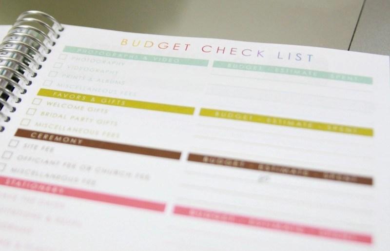 Budget-Wedding-Planner