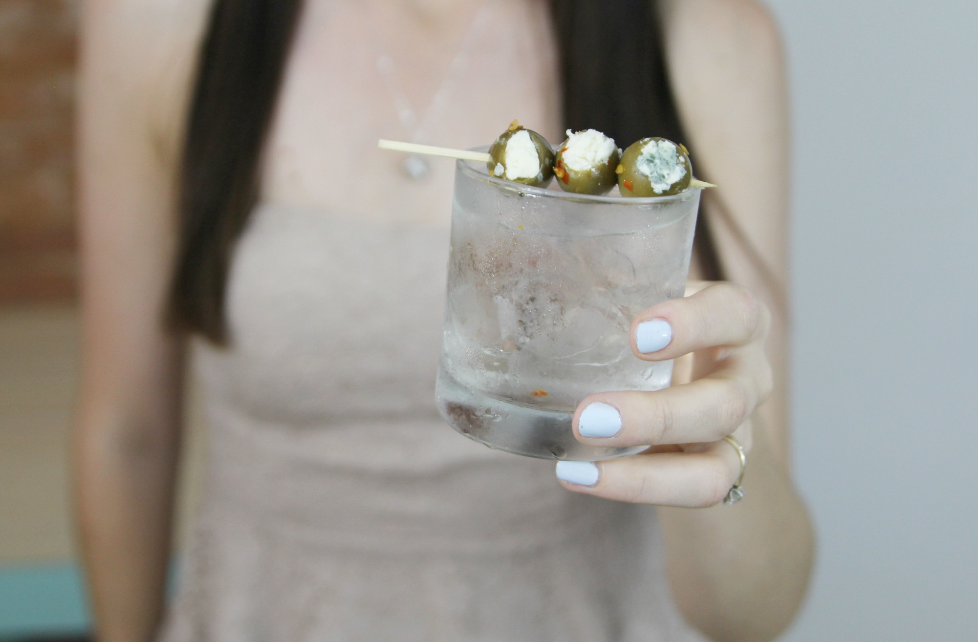 Hot and Dirty Martini Recipe