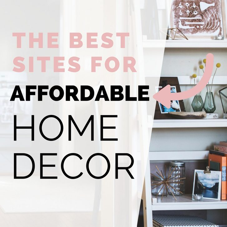 The Best Places to Get Affordable Home Decor  But First Coffee  ConnecticutBased Life  DIY Blog