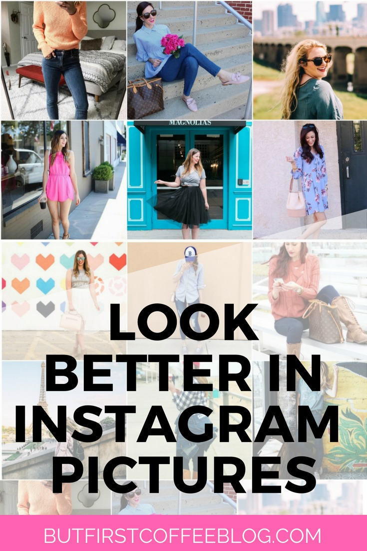 9 Simple Poses to Look Better in Your Instagram Photos