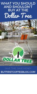What You Should and Shouldn't Buy From the Dollar Tree