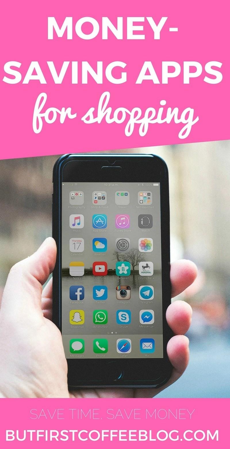 Money Saving Apps for Shopping | Money Shopping Hacks