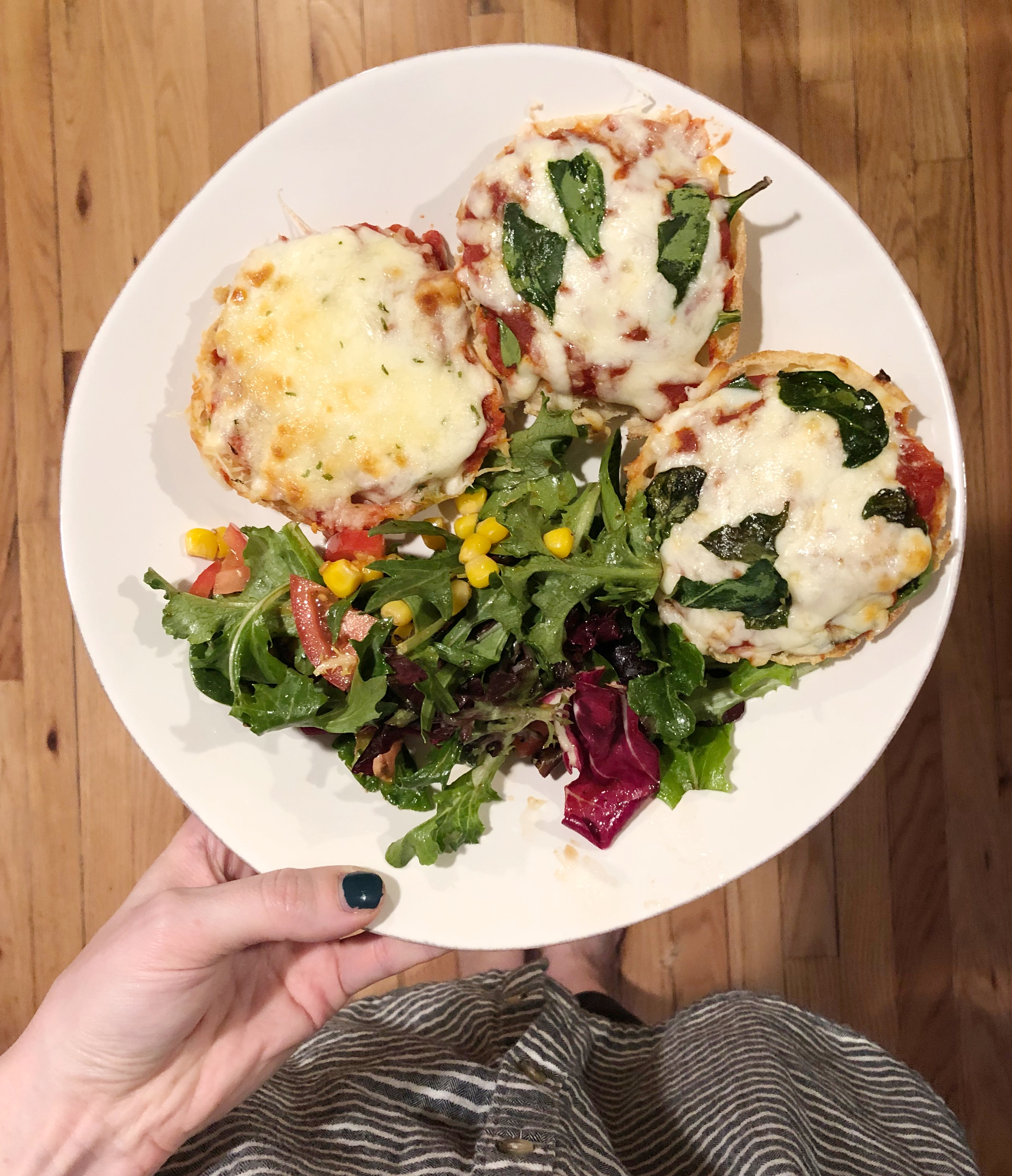 Enlgish Muffin Pizza | 1 Week of Dinners for $25