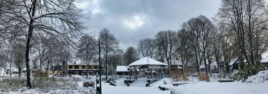 Marktplatz Bütgenbach