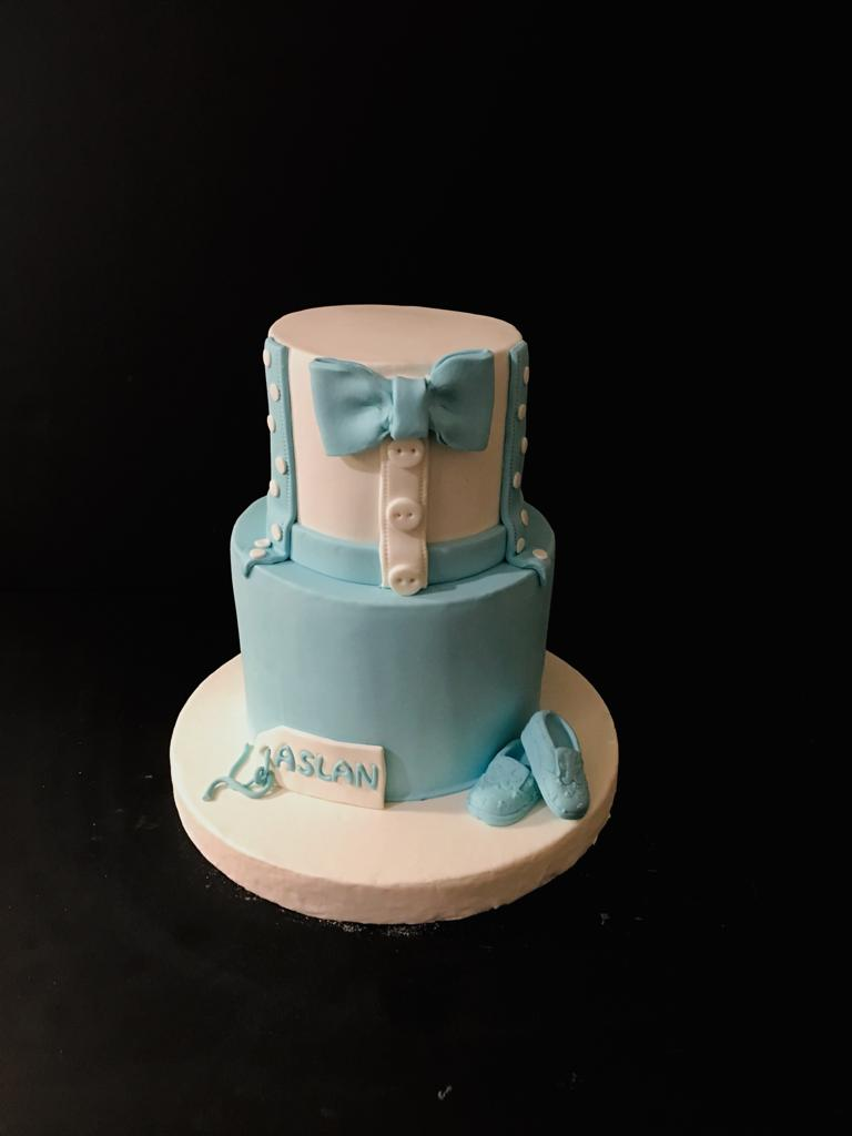 erkek çocuk pastası