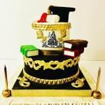 avukat mezuniyet pastası