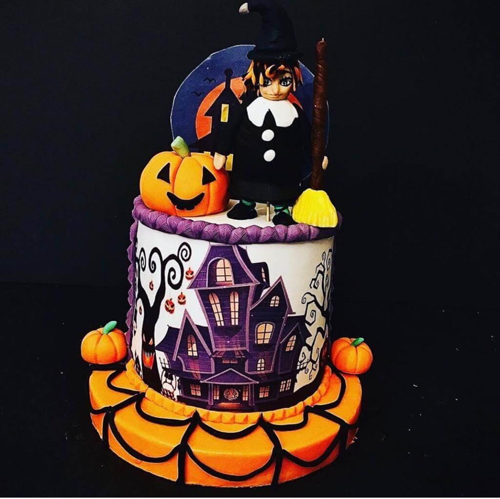 cadılar bayramı butik pasta
